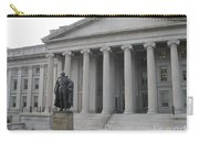 Treasury Department Washington Dc Carry-all Pouch