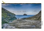 Trebarwith Strand Cornwall Carry-all Pouch