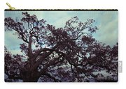 Tree Against Sky Carry-all Pouch