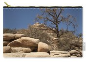 Tree At Joshua Tree Carry-all Pouch