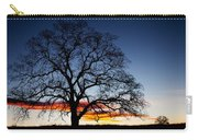 Tree At Sunrise Carry-all Pouch