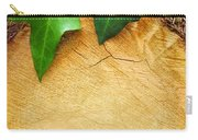Tree Background Carry-all Pouch