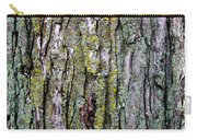 Tree Bark Detail Study Carry-all Pouch by Design Turnpike