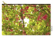 Tree Blossom 1 Carry-all Pouch