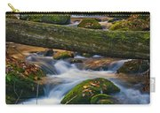Tree Bridge In The Smokies Carry-all Pouch