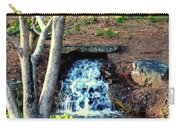 Tree By The Brook Carry-all Pouch