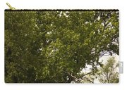 Tree Covered Carry-all Pouch