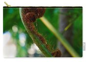 Tree Fern Carry-all Pouch