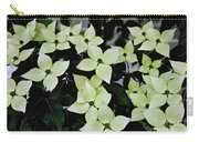Tree Flowers Carry-all Pouch
