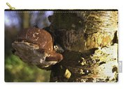 Tree Fungus  Carry-all Pouch