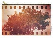Tree Grunge Vintage Analog Film Carry-all Pouch
