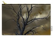 Tree In A Storm Carry-all Pouch
