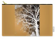 Tree In Abstract Carry-all Pouch