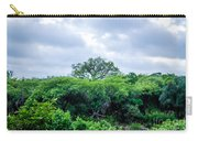Marula Tree In African Sky Carry-all Pouch