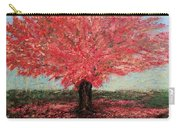 Tree In Fall Carry-all Pouch