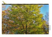 Tree In The Cemetery Carry-all Pouch
