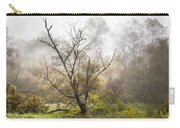 Tree In The Fog Carry-all Pouch