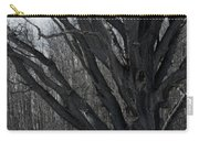 Tree In Winter Carry-all Pouch