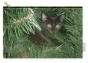 Tree Kitten Carry-all Pouch