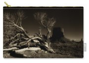 Tree Monument Valley Carry-all Pouch