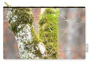 Tree Moss Abstract Carry-all Pouch