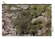 Tree Moss Carry-all Pouch