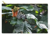 Tree Nymph On Blossom Carry-all Pouch