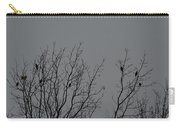 Tree Of Birds Carry-all Pouch
