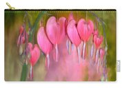 Tree Of Bleeding Hearts Carry-all Pouch