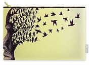 Tree Of Dreams Carry-all Pouch by Paulo Zerbato