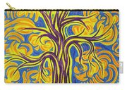 Tree Of Happiness Carry-all Pouch