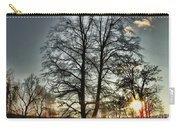 Tree Of Light Carry-all Pouch