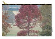 Tree Of Red Carry-all Pouch