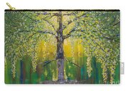 Tree Of Reflection Carry-all Pouch