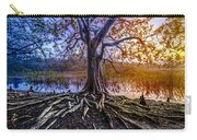 Tree Of Souls Carry-all Pouch by Debra and Dave Vanderlaan