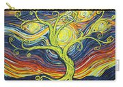 Tree Of Starlight Carry-all Pouch
