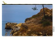 Tree On A Cliff II Carry-all Pouch