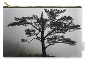 Tree On The Blue Ridge Parkway Carry-all Pouch