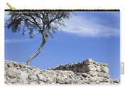 Tree On The Wall Carry-all Pouch