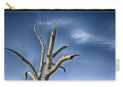 Tree Pointer Carry-all Pouch