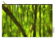 Tree Reflections Carry-all Pouch by Adam Jewell