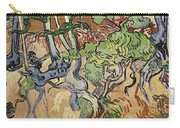 Tree Roots Carry-all Pouch by Vincent Van Gogh