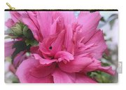 Tree Rose Of Sharon Carry-all Pouch