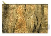 Tree Self Reflections In Bark Carry-all Pouch