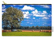 Tree Stands Alone- Vibrant Colors Carry-all Pouch