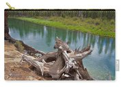 Tree Stump In Des Chutes Nf-or Carry-all Pouch