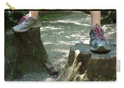 Tree Stump Stilts Carry-all Pouch