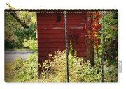 Tree Swing By The Outhouse Carry-all Pouch