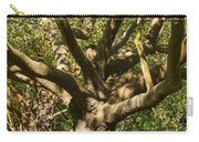 Tree Trunk And Limbs Carry-all Pouch