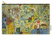 Tree Village Carry-all Pouch